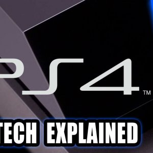 PS4 Specs -The Tech Explained