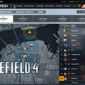 Battlefield 4 - Battlelog Gameplay Trailer