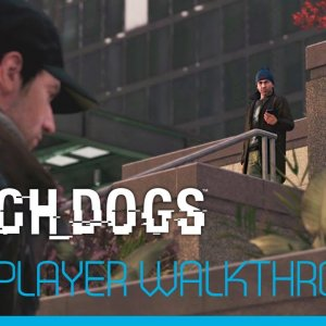 Watch_Dogs - 9 minutes Multiplayer Gameplay Demo [EUROPE] - YouTube