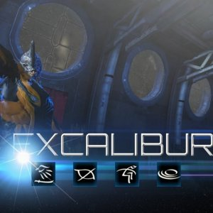 Warframe Excalibur - YouTube