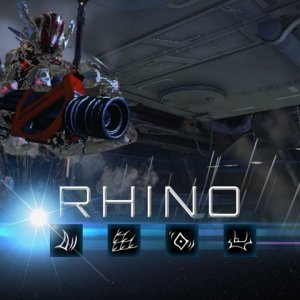 Warframe Rhino - YouTube