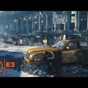 The Division - E3 2014 Gameplay Demo at Microsoft Press Conference - YouTube