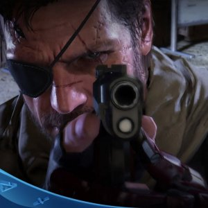 Metal Gear Solid V: The Phantom Pain | E3 2014 | PS4 & PS3 - YouTube