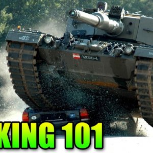 Battlefield 4 - Tank Guide: Ammo Types & Upgrades - YouTube