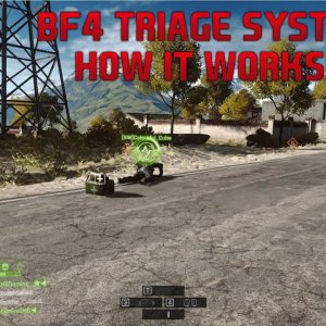 Battlefield 4 Triage system - How it works! - YouTube