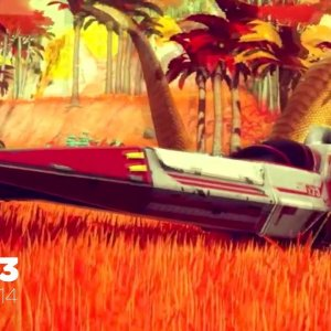 No Man's Sky Stage Demo - E3 2014 - YouTube