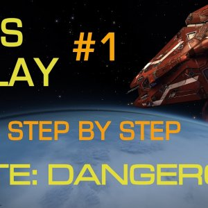 Elite Dangerous - Getting Started Step-by-Step | Let's Play #1 | Launch Day Tutorial. - YouTube