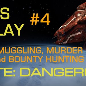 Elite Dangerous - Getting Started Step-by-Step | Let's Play #4 | Murder and Smuggling! - YouTube