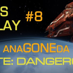 Elite Dangerous - Getting Started Step-by-Step | Let's Play #8 | AnaGONEda - Eagle v Anaconda - YouTube