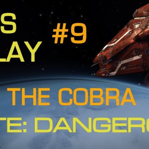 Elite Dangerous - Getting Started Step-by-Step | Let's Play #9 | The Cobra - YouTube