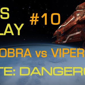 Elite Dangerous - Getting Started Step-by-Step | Let's Play #10 | Cobra vs Viper - YouTube