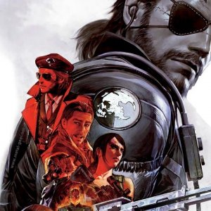 Metal Gear Solid V: The Phantom Pain Gameplay Demo - E3 2015 - YouTube
