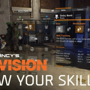 Tom Clancy's The Division - Know your Skills [UK] - YouTube