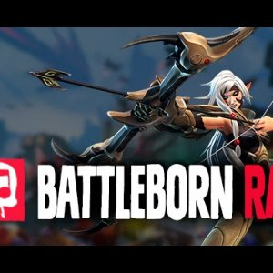 "Battleborn Rap by JT Machinima - ""Born to Battle"" - YouTube"