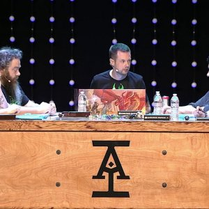 Acquisitions Incorporated - PAX East 2016 D&D Game - YouTube