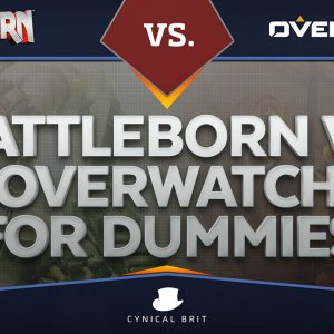 Battleborn vs. Overwatch For Dummies - YouTube