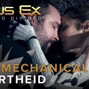 Deus Ex: Mankind Divided - The Mechanical Apartheid - YouTube