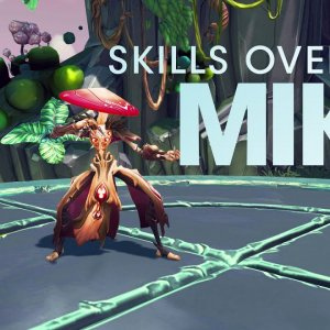 Battleborn: Miko Skills Overview - YouTube