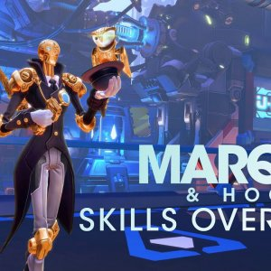Battleborn: Marquis Skills Overview - YouTube