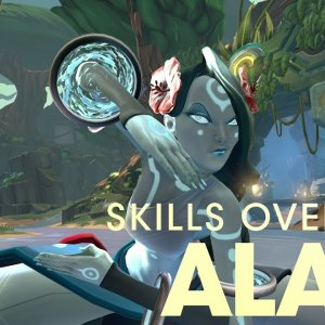 Battleborn: Alani Skills Overview - YouTube