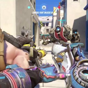 Overwatch: Tanks a Lot