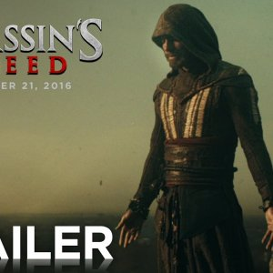 Assassin's Creed | Official Trailer 2 [HD] | 20th Century FOX - YouTube