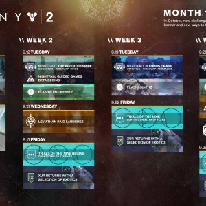 This Month in Destiny (September)
