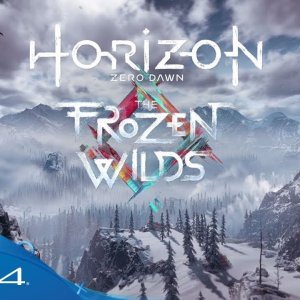 Horizon Zero Dawn: The Frozen Wilds | The Cut | PS4 - YouTube