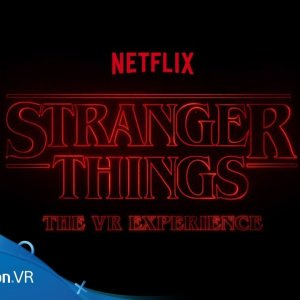 Stranger Things: The VR Experience | Teaser Trailer | PlayStation VR - YouTube