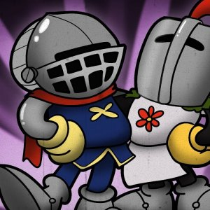 64 Bits - Cupsouls (Dark Souls animated like Cuphead) - YouTube