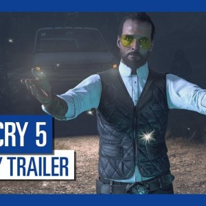 Far Cry 5 – Story Trailer - YouTube