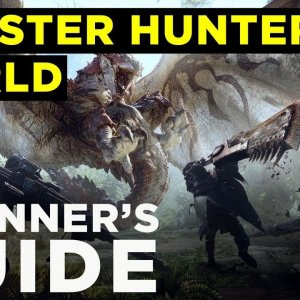Monster Hunter World: Beginners Guide - YouTube
