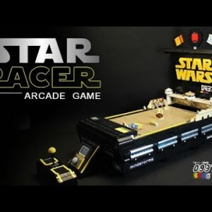 Star Racer Arcade Game - YouTube