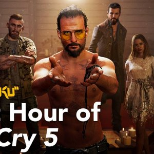 First Hour of Far Cry 5 - YouTube