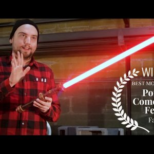 The Lightsaber Maker - A Star Wars Comedy - YouTube