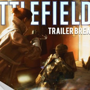 Battlefield V Trailer Breakdown - YouTube