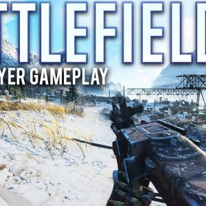 Battlefield 5 Gameplay Grand Operations - YouTube