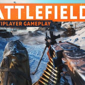 BATTLEFIELD 5 MULTIPLAYER GAMEPLAY - Fortifications & Destruction - YouTube