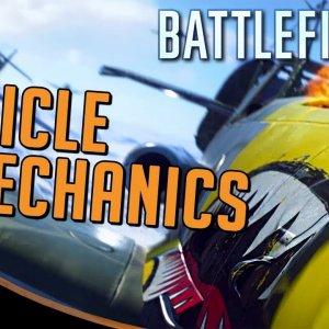 BATTLEFIELD 5 Vehicle Gameplay Mechanics: Resupply, Repair, Towing Explained - YouTube
