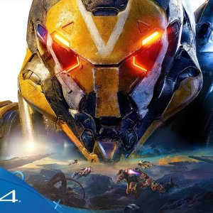 Anthem | E3 2018 Cinematic Trailer | PS4 - YouTube