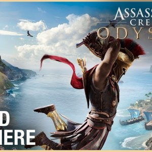 Assassin's Creed Odyssey - E3 2018 World Premiere Trailer | PS4 - YouTube