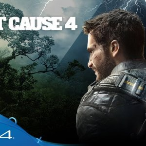 Just Cause 4 – E3 2018 Announce Trailer | PS4 - YouTube
