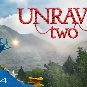 Unravel Two | E3 2018 Reveal Trailer | PS4 - YouTube