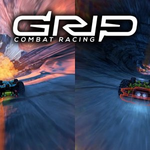 Grip - split screen multiplayer