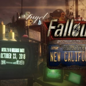 Fallout New California Narrative Trailer - With Release Date - YouTube