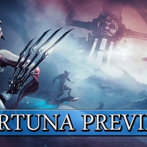Warframe - Fortuna Preview - YouTube
