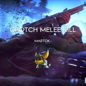 Battlefield V  - Crotch melee kill - YouTube