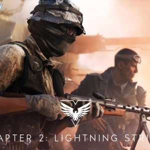 Battlefield V Update - Chapter 2: Lightning Strikes - YouTube