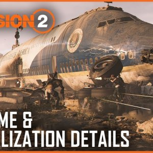 The Division 2: Endgame Details and Specialization Gameplay | News | Ubisoft [NA] - YouTube