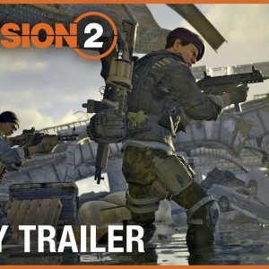 Tom Clancy's The Division 2: Story Trailer | Ubisoft [NA] - YouTube